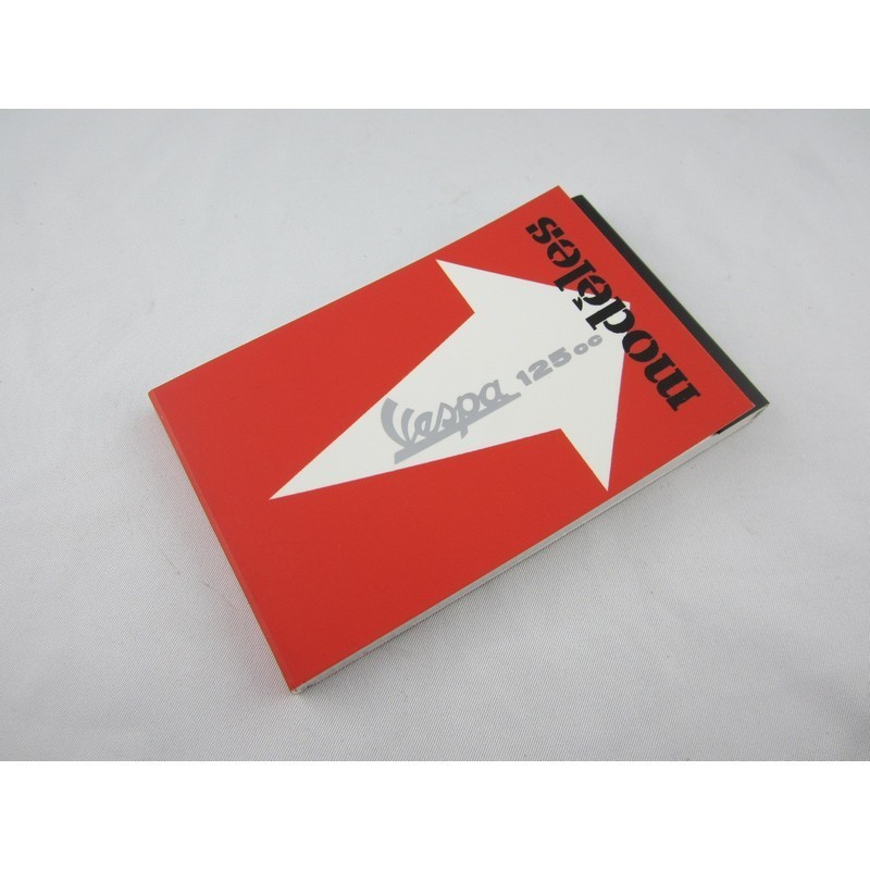 Mini notes da tasca Vespa