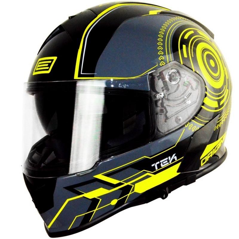 Casco Origine GT TEK Yellow...