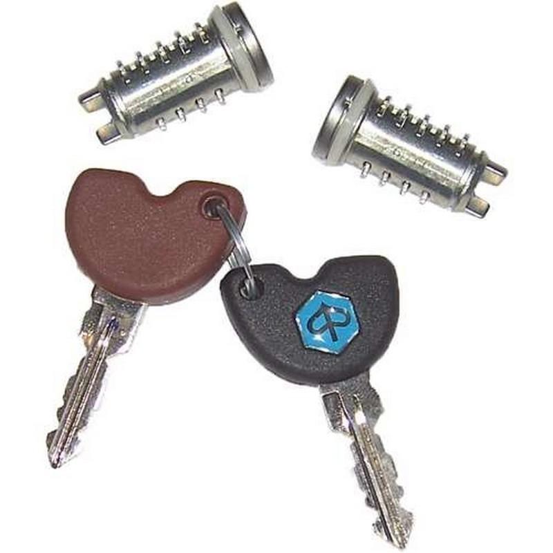 Gruppo cilindretti e chiavi...