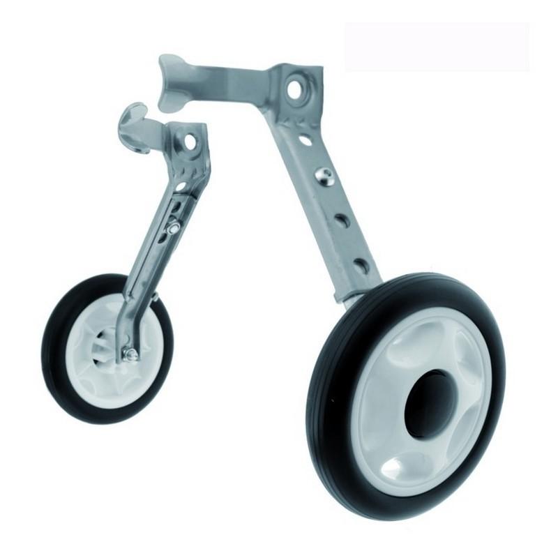 Rotelle regolabili per bici...