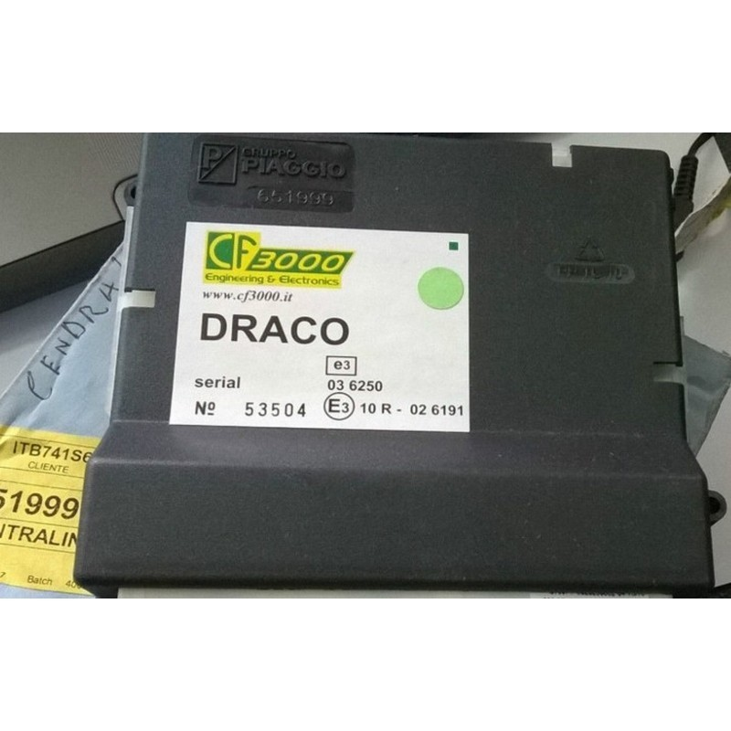 Centralina Draco cdi per...