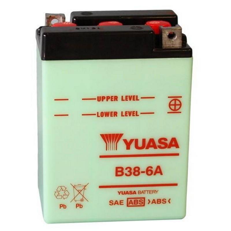 Batteria YUASA B38-6A 6V/14AH