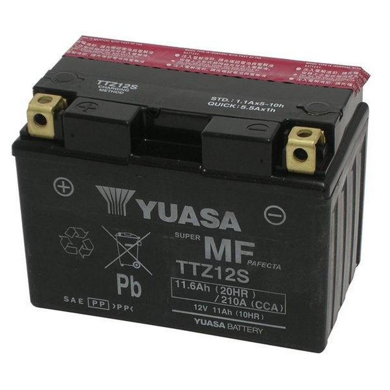 Batteria Yuasa TTZ12S-BS...