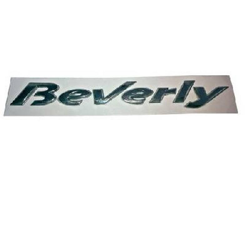 Targhetta Beverly Laterale...