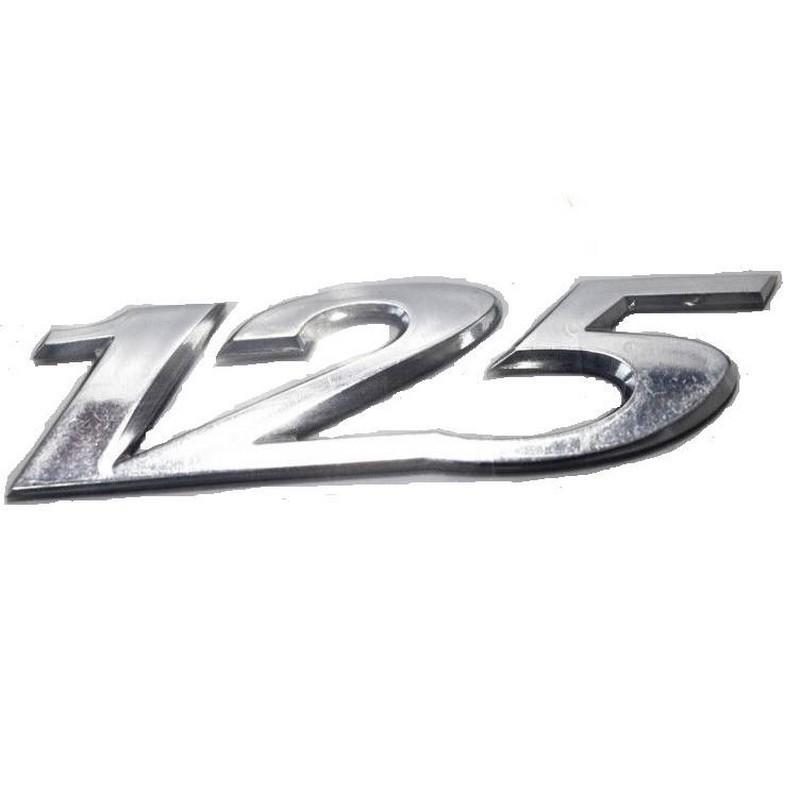 TARGHETTA 125 BEVERLY RST...