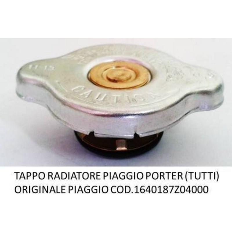 TAPPO RADIATORE PIAGGIO PORTER