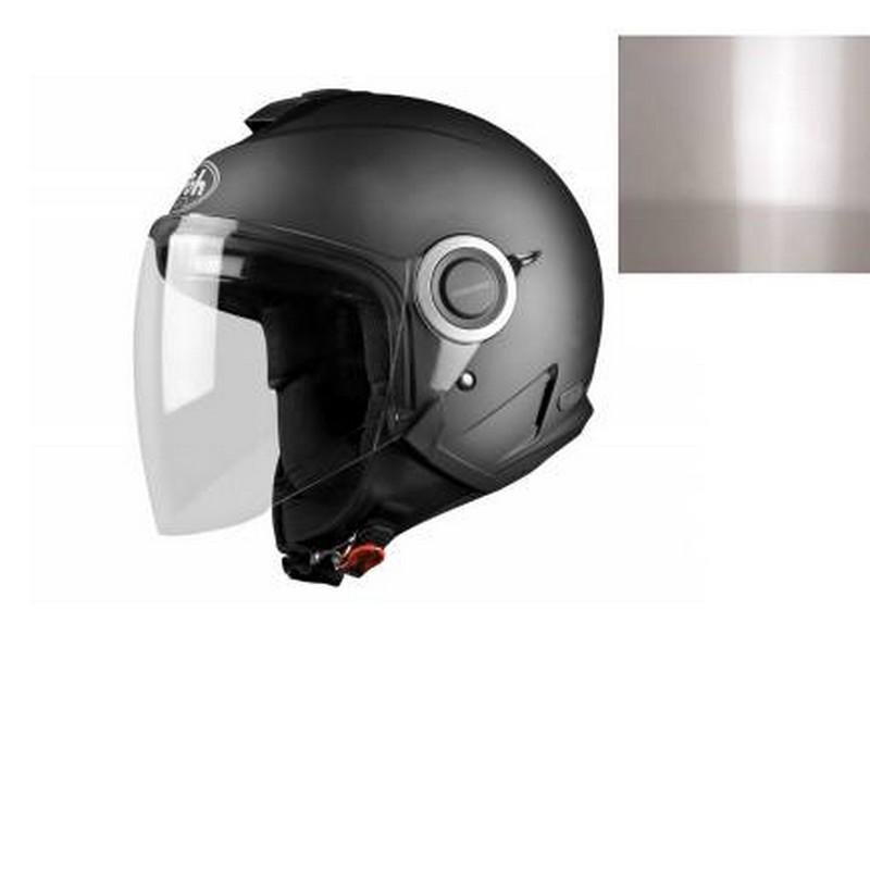 Visiera fumè per casco...