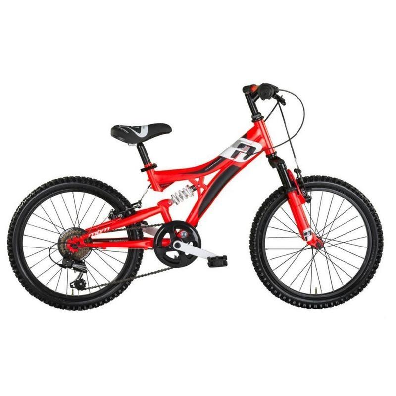 Bici 20 MTB MBM  INDY Rossa