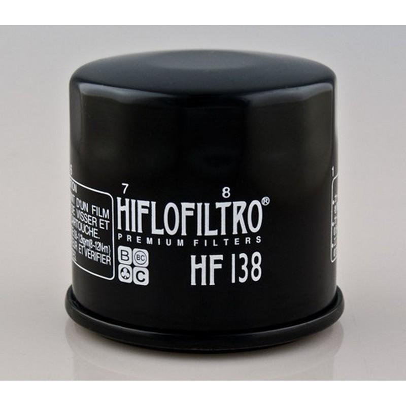 Filtro olio HF138 Aprilia...