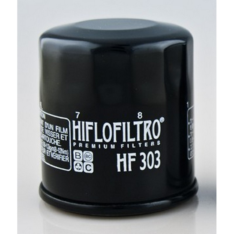 Filtro olio HF303 Honda CBr...