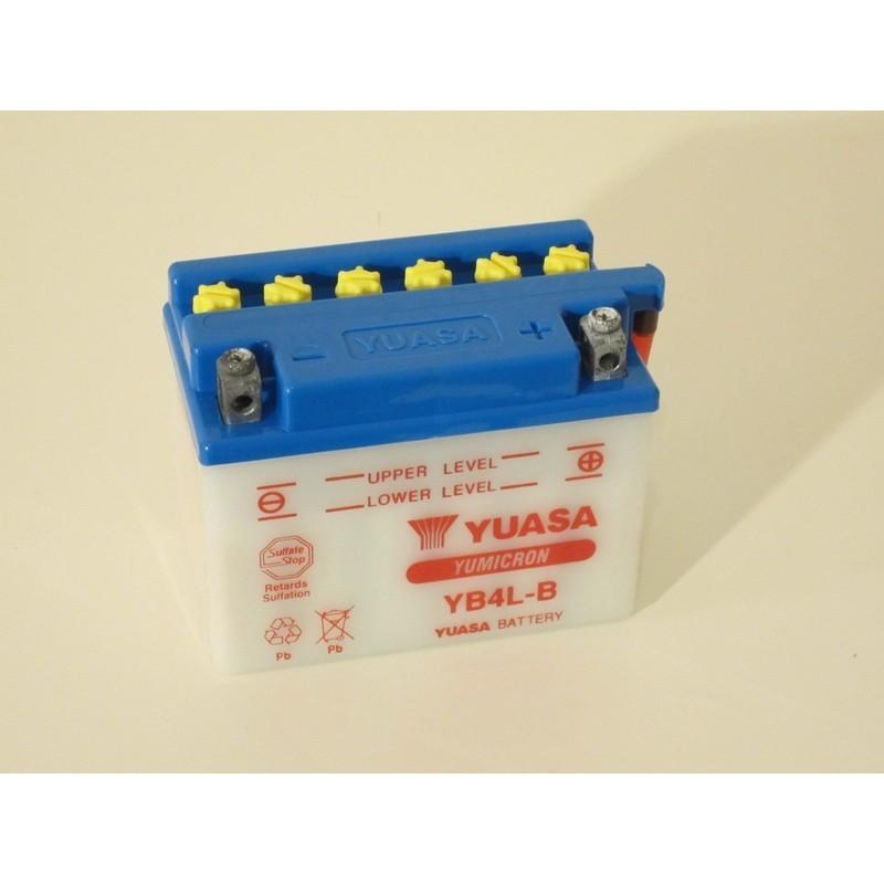 Batteria Yuasa YB4L-B...