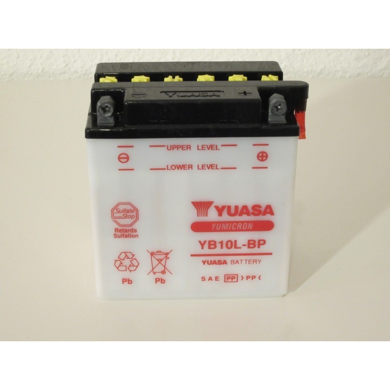 Batteria YUASA  YB10L-BP