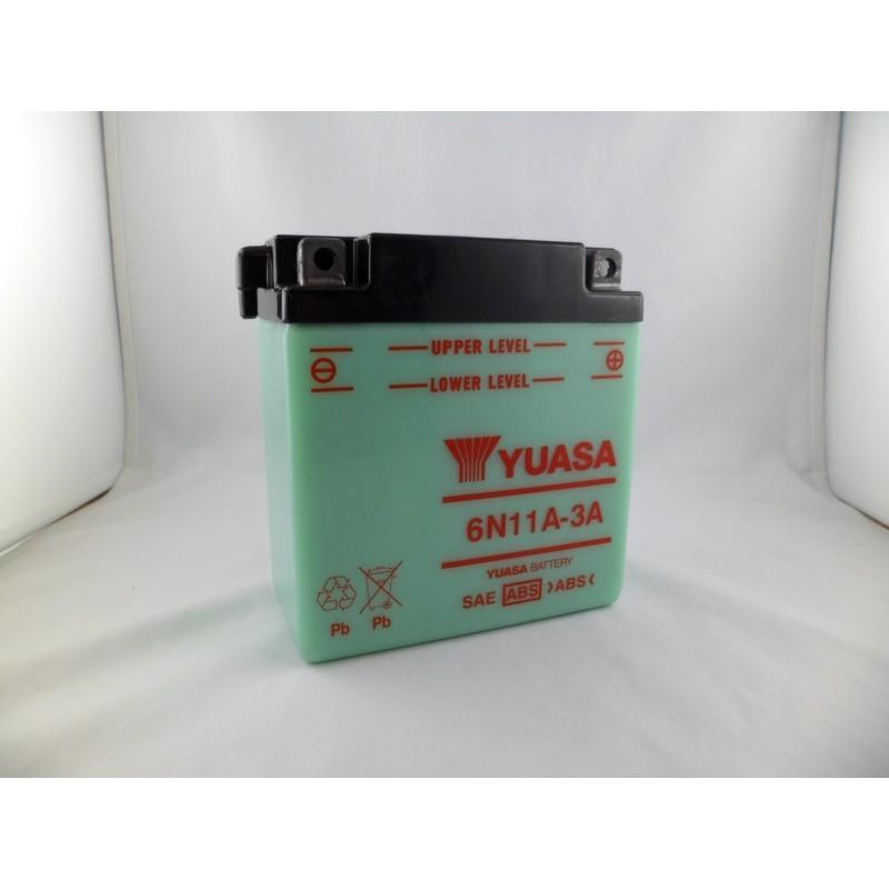 Batteria YUASA 6N11A-3A...