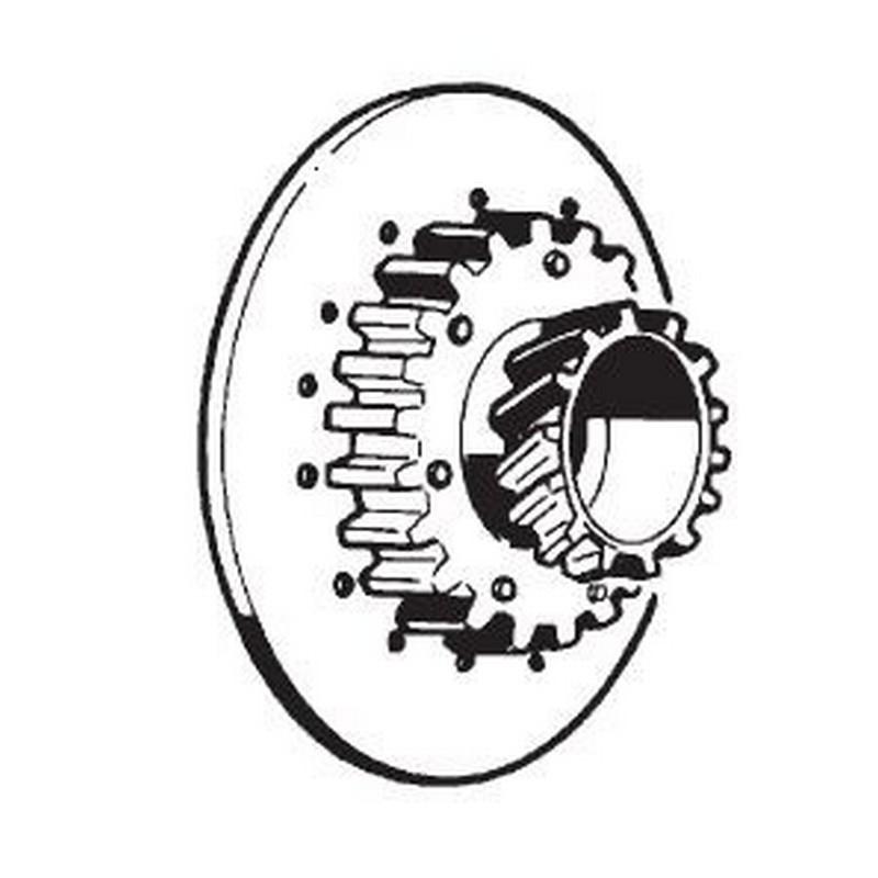 Ingranaggio motore - Vespa...