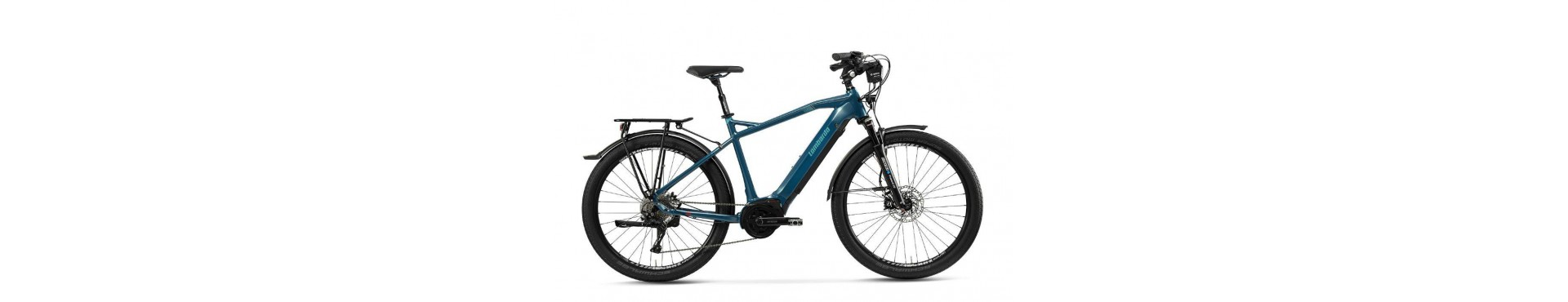 Biciclette ecobike pedalata assistita