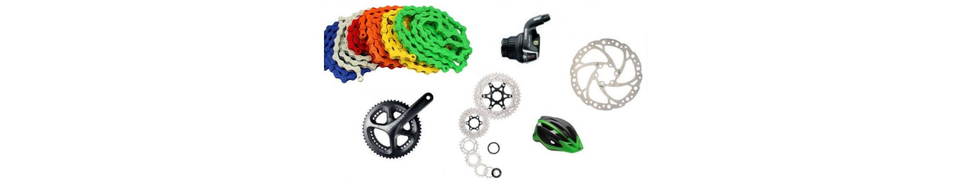 Ricambi e accessori e abbigliamento bici scegli online quello per te